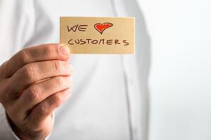 loyalty through customer service